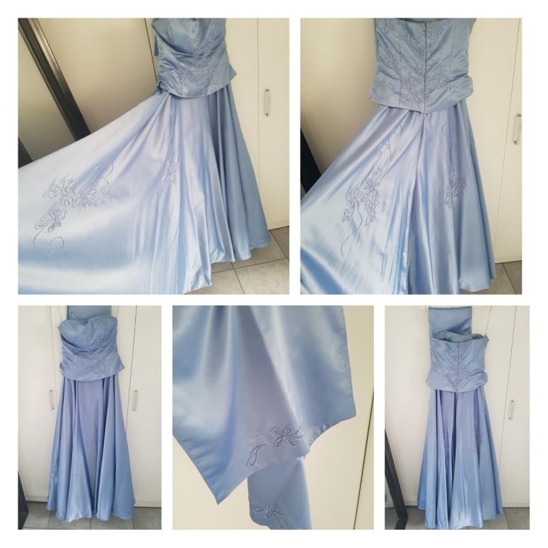 Min smukke galla kjole 👗